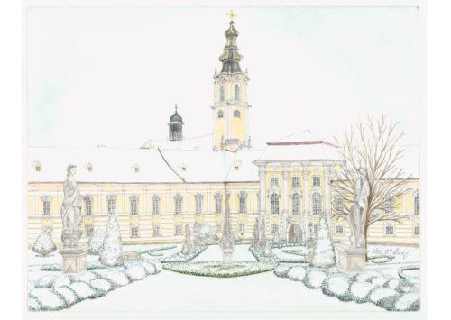 Stift Altenburg 2009