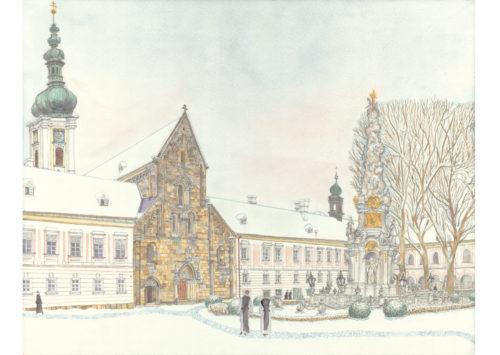 Stift Heiligenkreuz 2008
